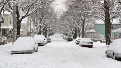 ClevelandWinterStreet