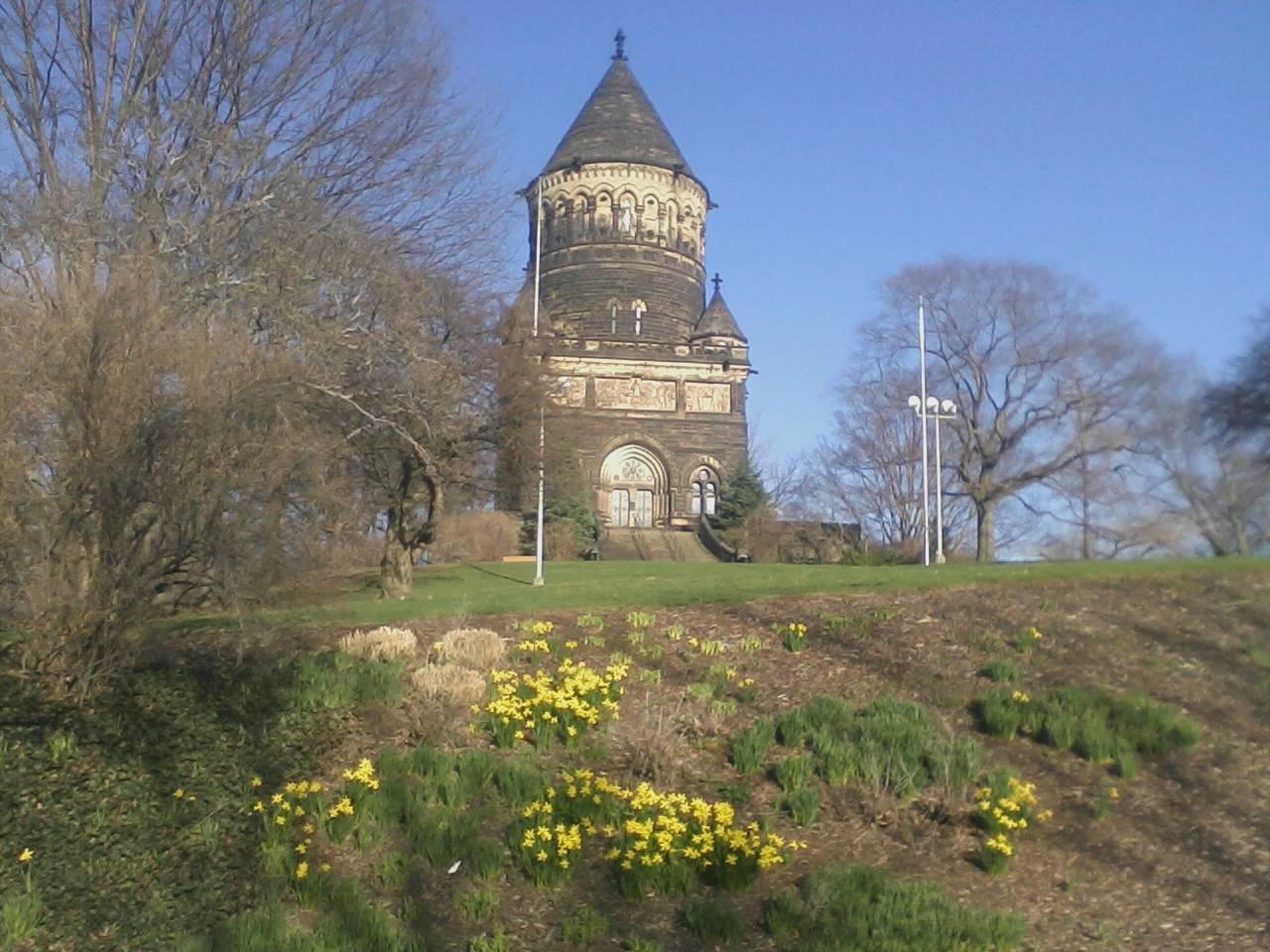 garfield-monument